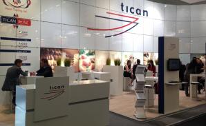 Tican Chilled at Anuga Cologne