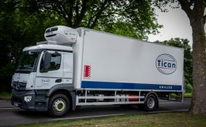 Tican launches new fleet of Mercedes trucks