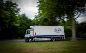 Tican Chilled Refleets with Ryder and appears in Global Cold Chain News